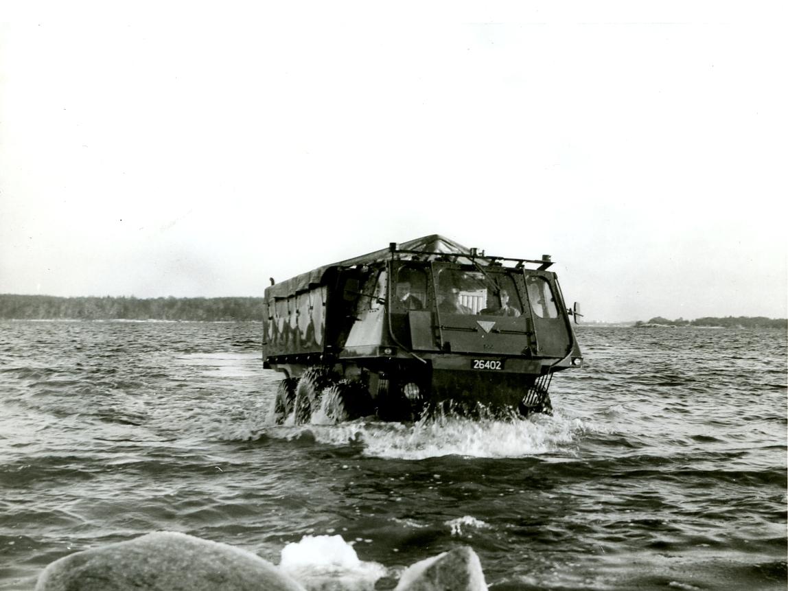Amfibiebil 101