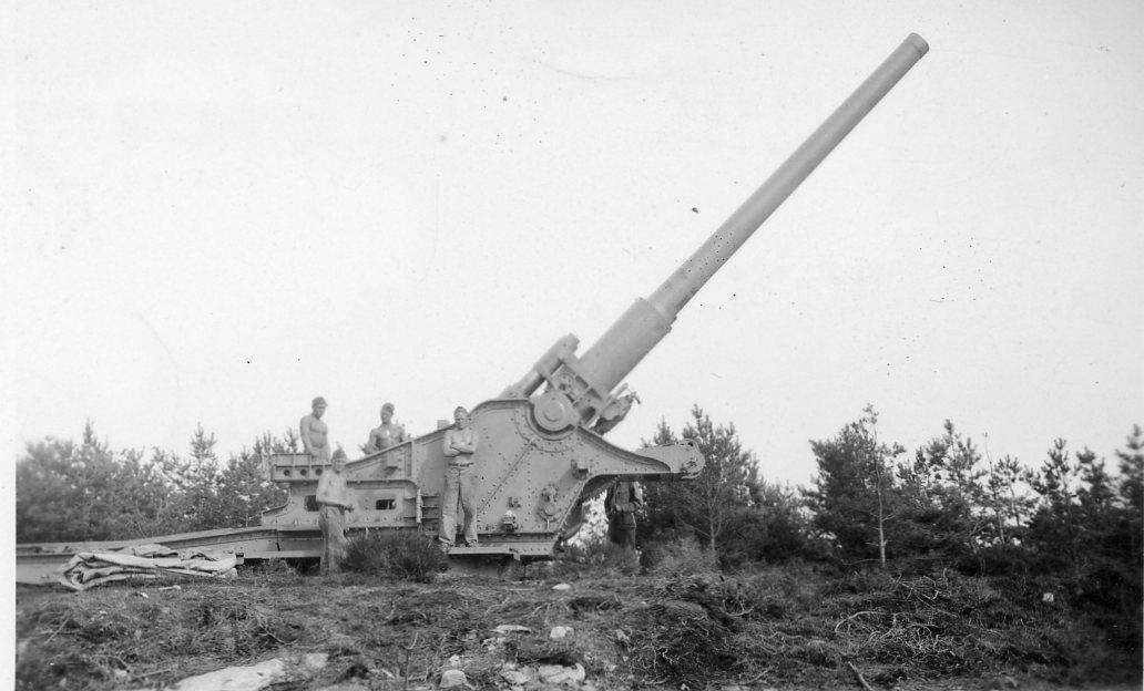 21 cm kustartilleripjäs m/42