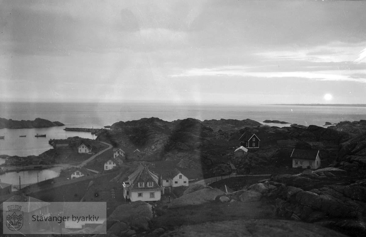 Hus i Sirevåg