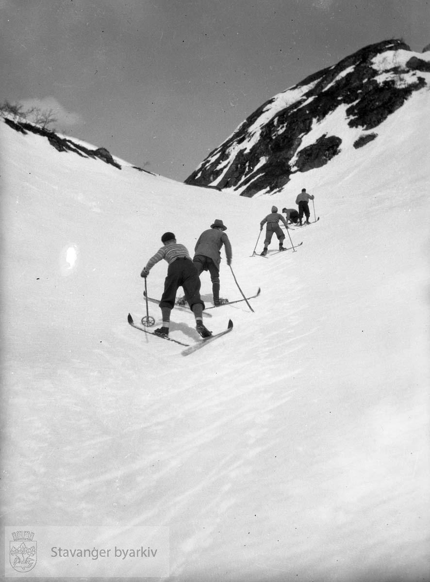 Påsken 1939.