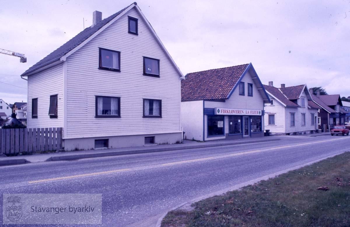 Hus i Hillevåg