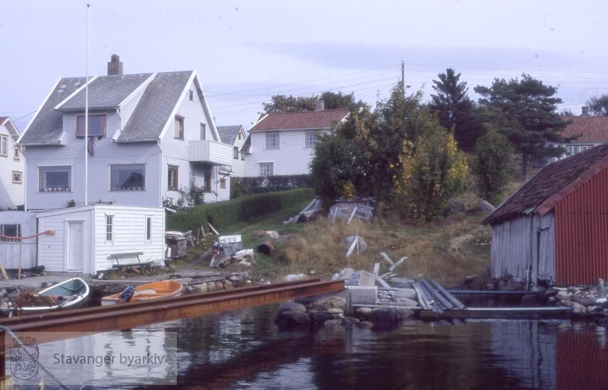 Bebyggelse på Roaldsøy