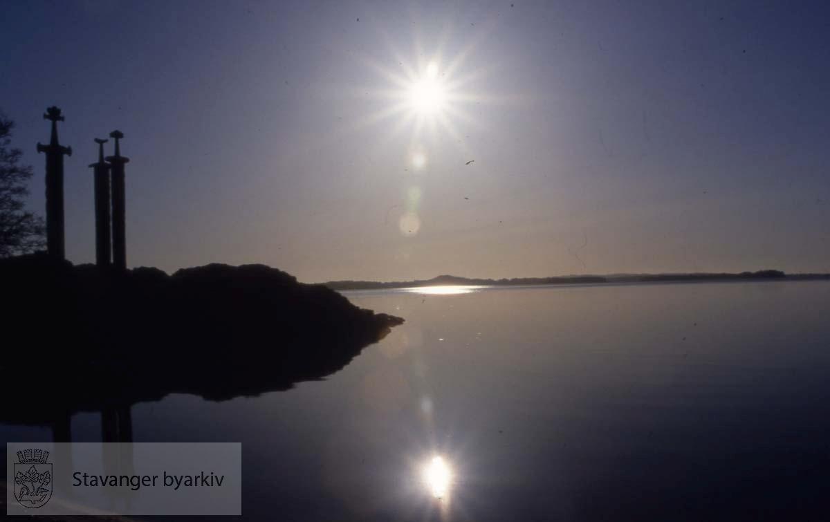 Møllebukta i Hafrsfjord
