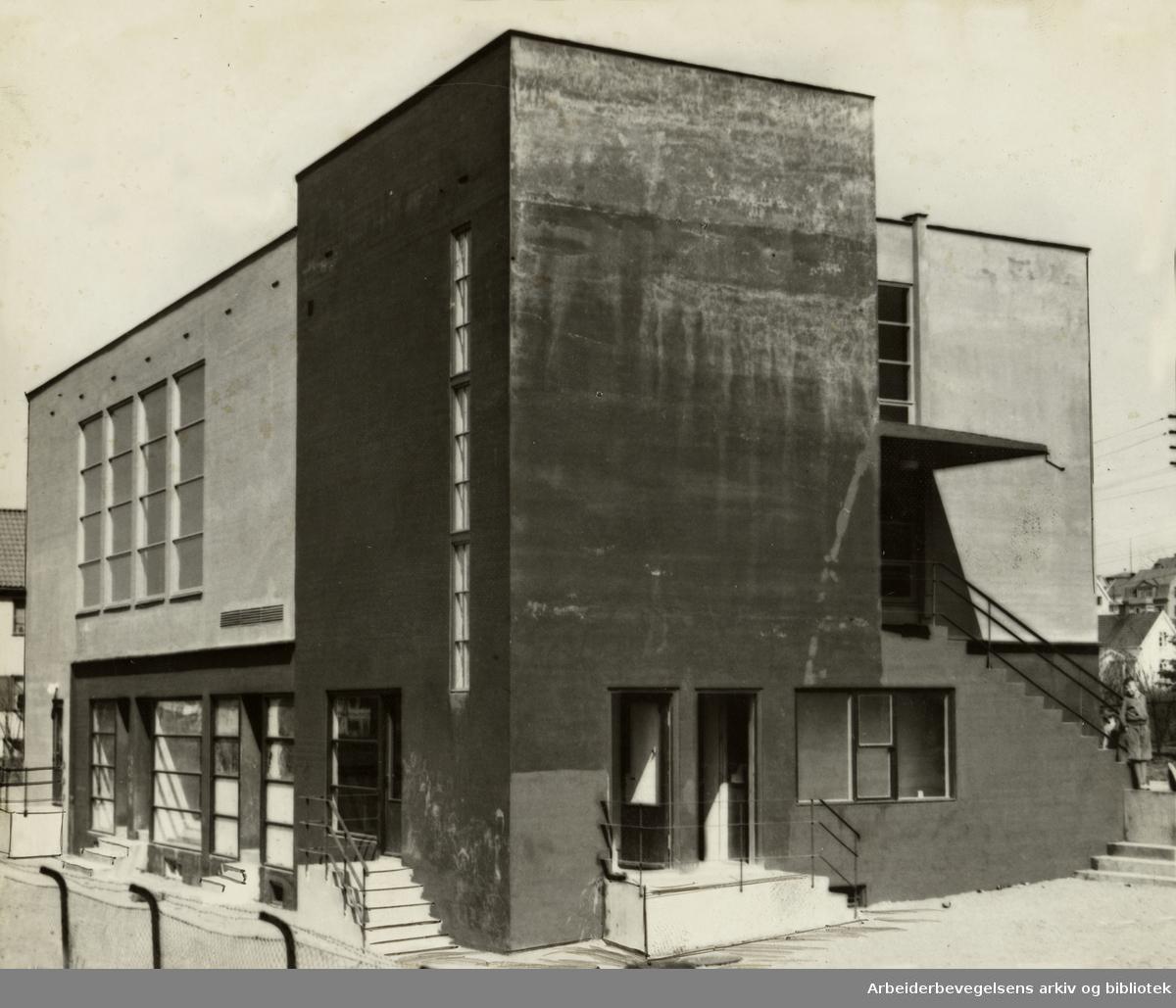 Golia Vel, nye hus. 1935