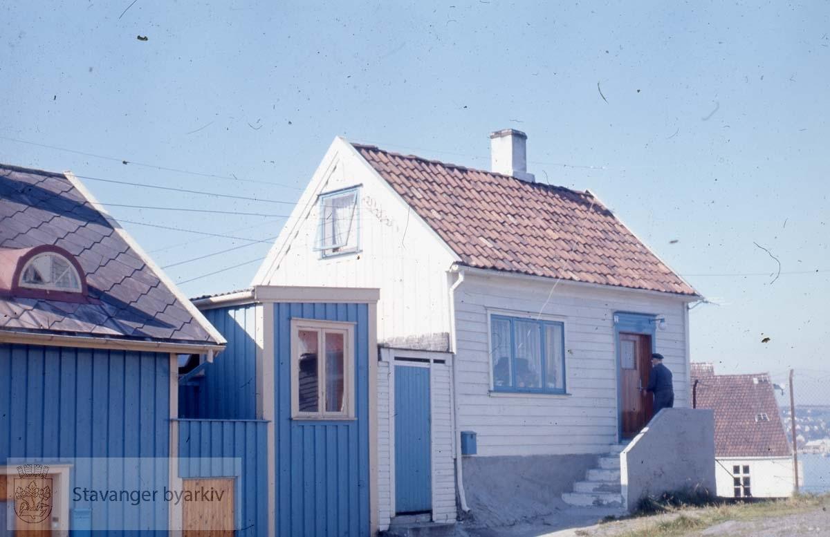 Evest.Hus i Østre bydel
