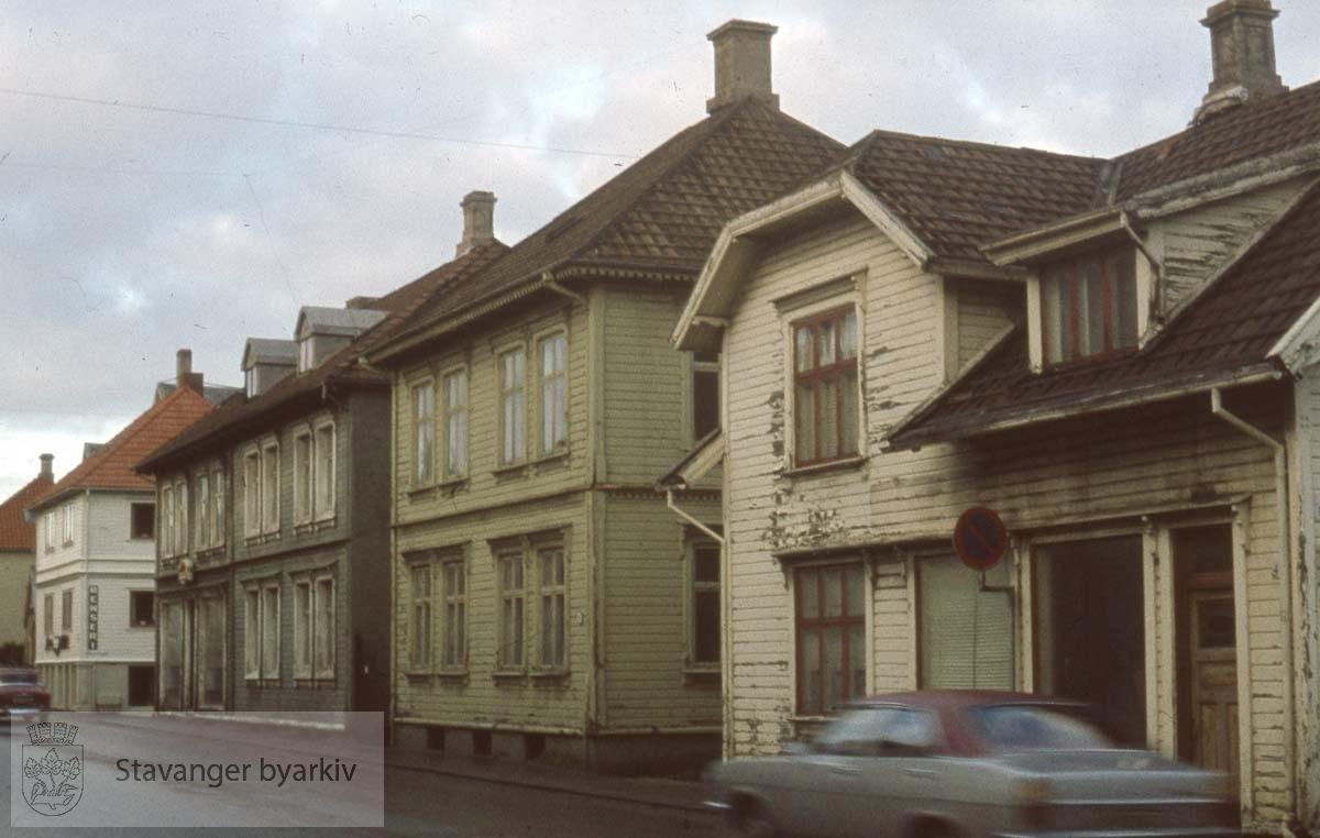 Byggetomt, Løkkeveien.Området der Stavanger Boligbyggerlag ligger
