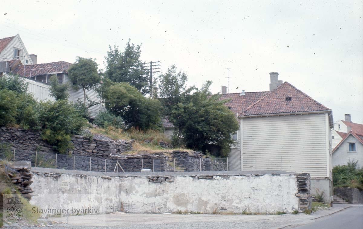 Nedre Strandgate, Kleiva