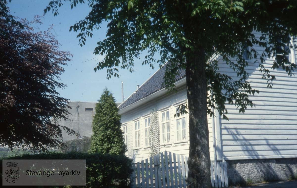 Våningshuset til bruket Opheim, nåværende adresse Storhaugveien 20