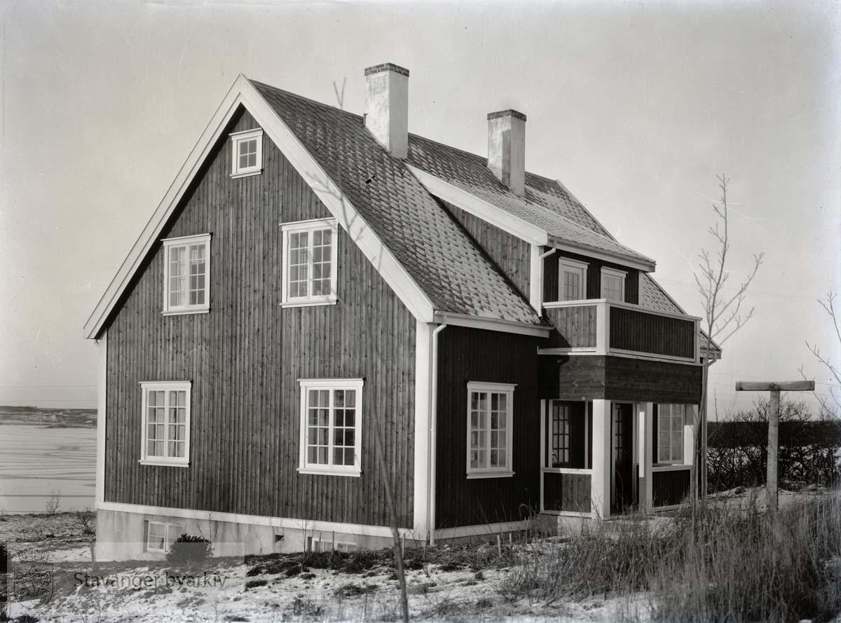 Hus på Kverneland