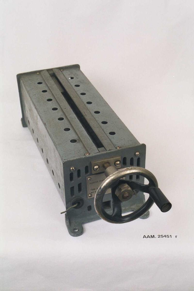 Radiostasjon for skip, del