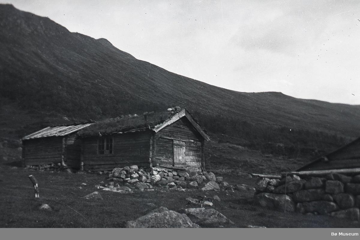 Dalen seter, Hønsevatna, Seljord