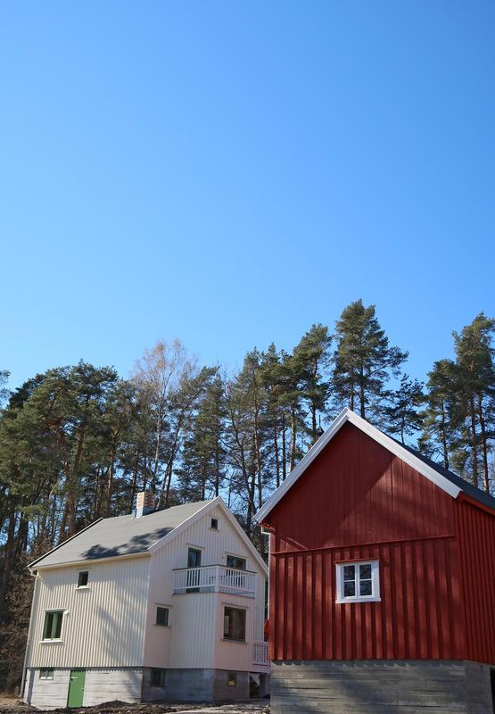 Finnmark på Norsk Folkemuseum. Foto: Astrid Santa, Norsk Folkemuseum