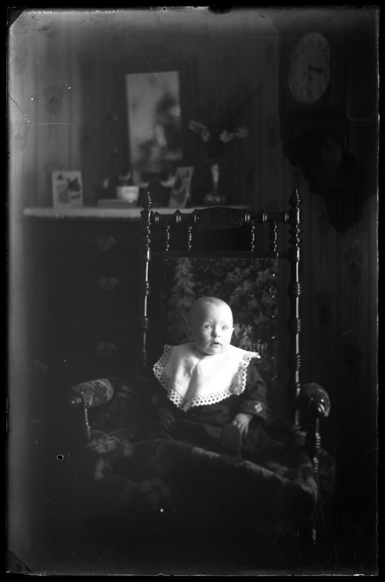Mjölnare Karl Johanssons son