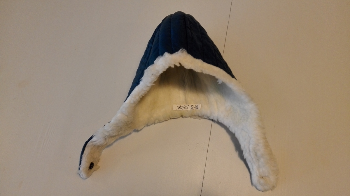 Bobledress - beståande av 3 delar - jakke,  bukse og hue
