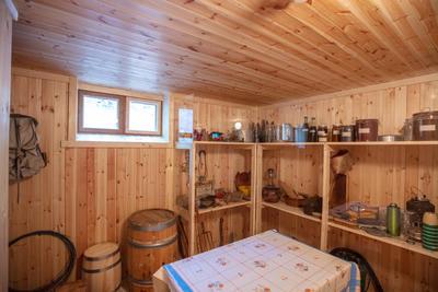 Kjeller i hus fra Olderfjord