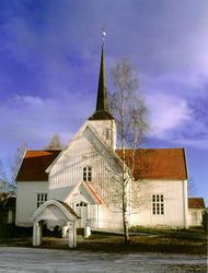 Kjetil Bergmann : Biri Kirke