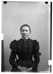 Portrett av Ingrid Hanssen