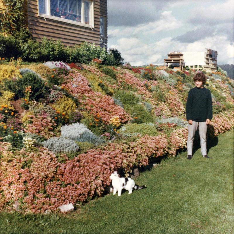 Hagen på 1970-tallet.