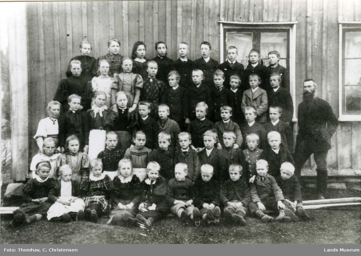 Kolterud Skole, Nordsinni, Nordre Land.
