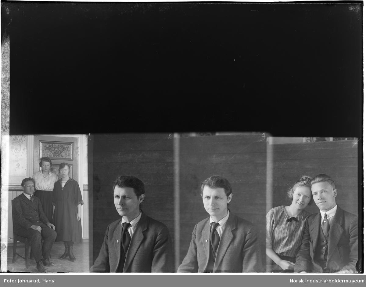 Sagavoll Ungdomskole - 1923
