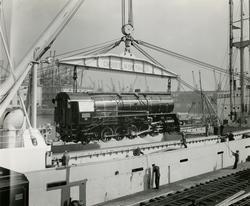 M/S 'Belbetty' (b.1949)(Burmeister & Wain's Maskin- og Skibs