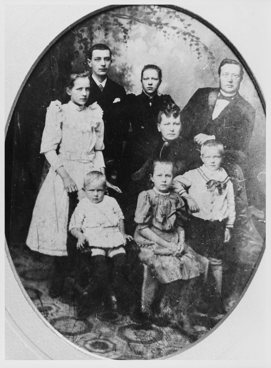 Familien Møller