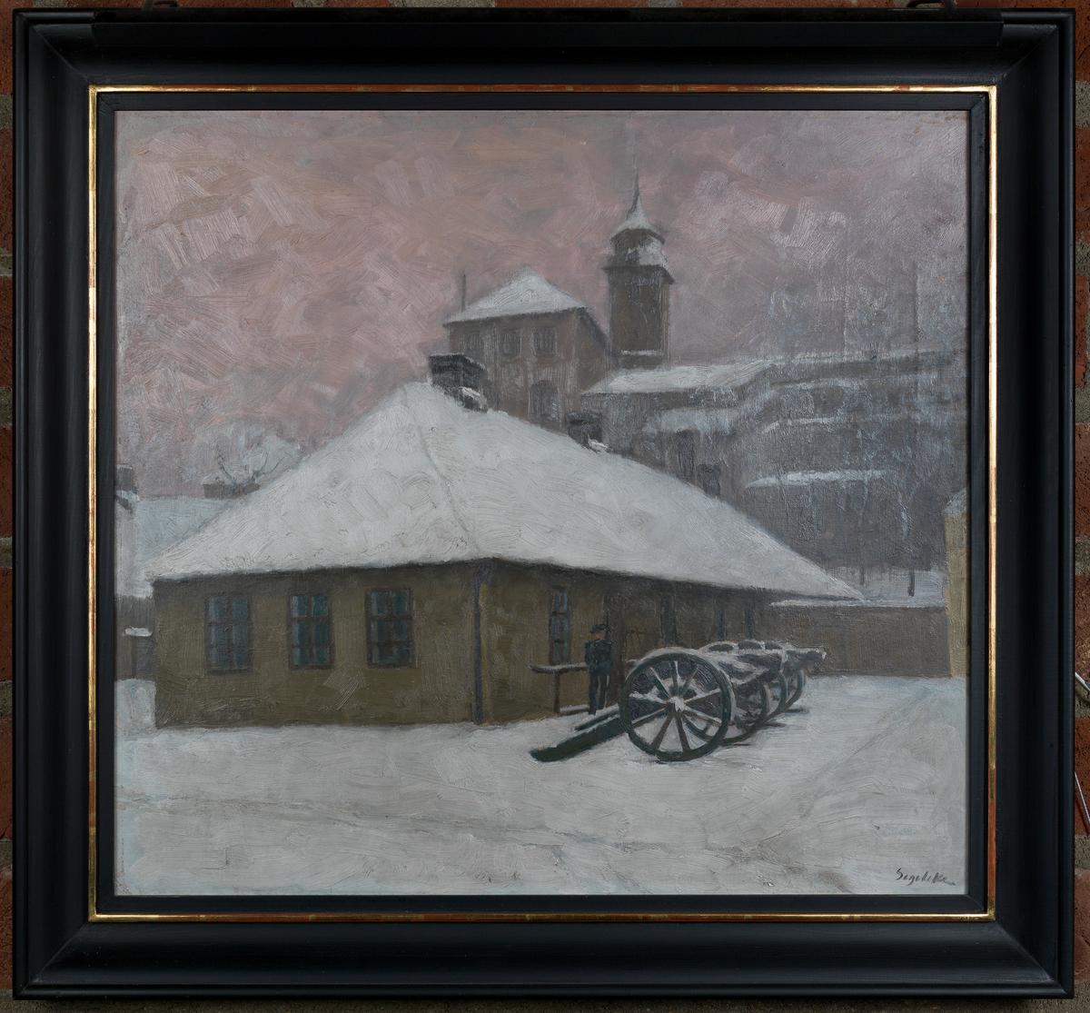 Akershus slott.