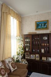 Stua i «Et pakistansk hjem i Norge – 2002»
