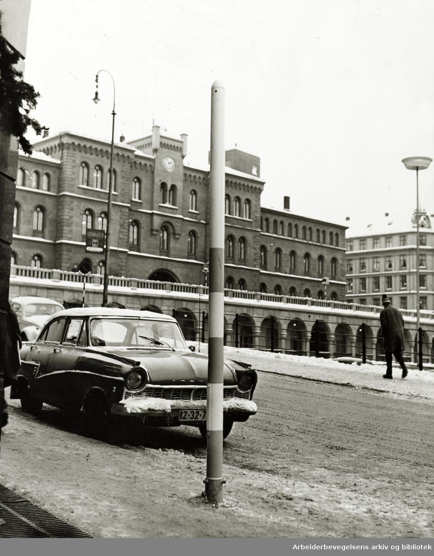 Møllergata 19. Januar 1966