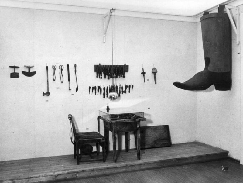 Håndversutstillingen, 1938.