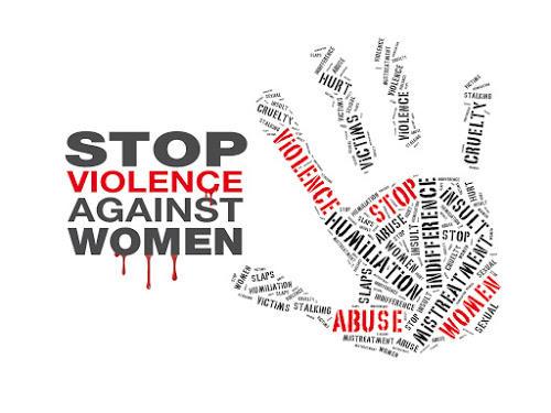 Markering av kampen mot vold mot kvinner (Foto/Photo)