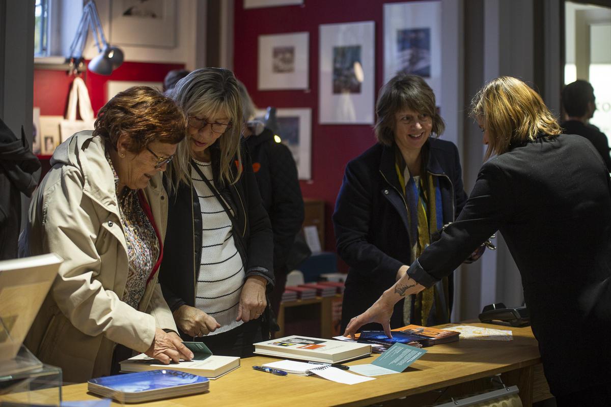 Bilder fra åpningen. Foto: Nadia Caroline Andersen / TKM. (Foto/Photo)