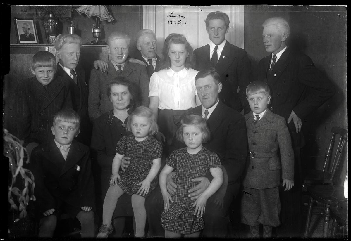 Familjen Karl Andersson