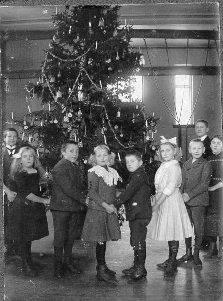 Illustrasjonsfoto julaften