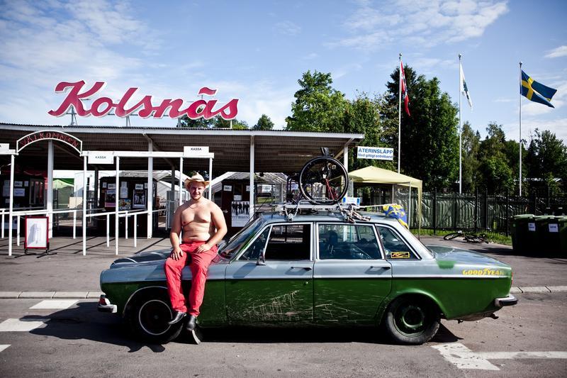 Danseband fan, Sunne 2011 (Foto/Photo)