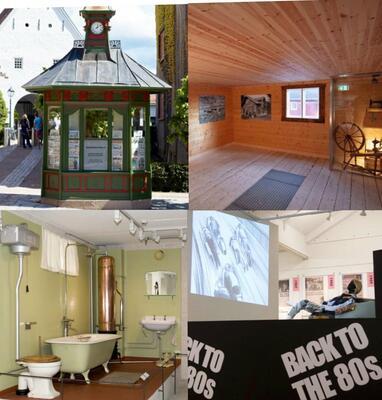 Utstillinger på nett. Foto/Photo