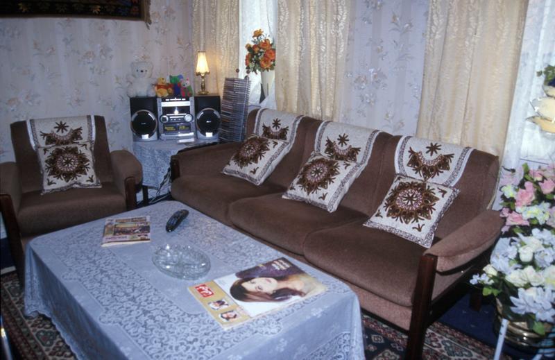 Stua i «Et pakistansk hjem ...» (Foto/Photo)
