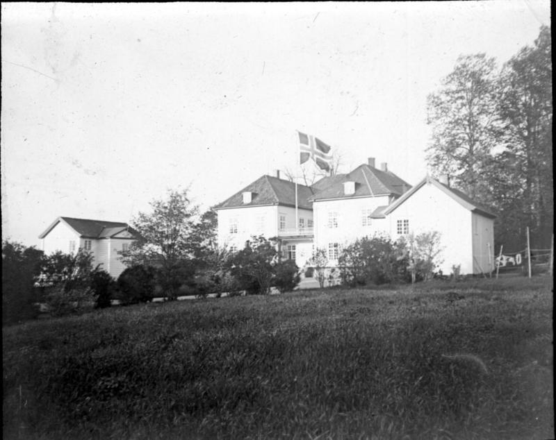 Foto: (Antakelig mellom 1890-1910) Worm-Pettersen, Severin/Norsk teknisk Museum.