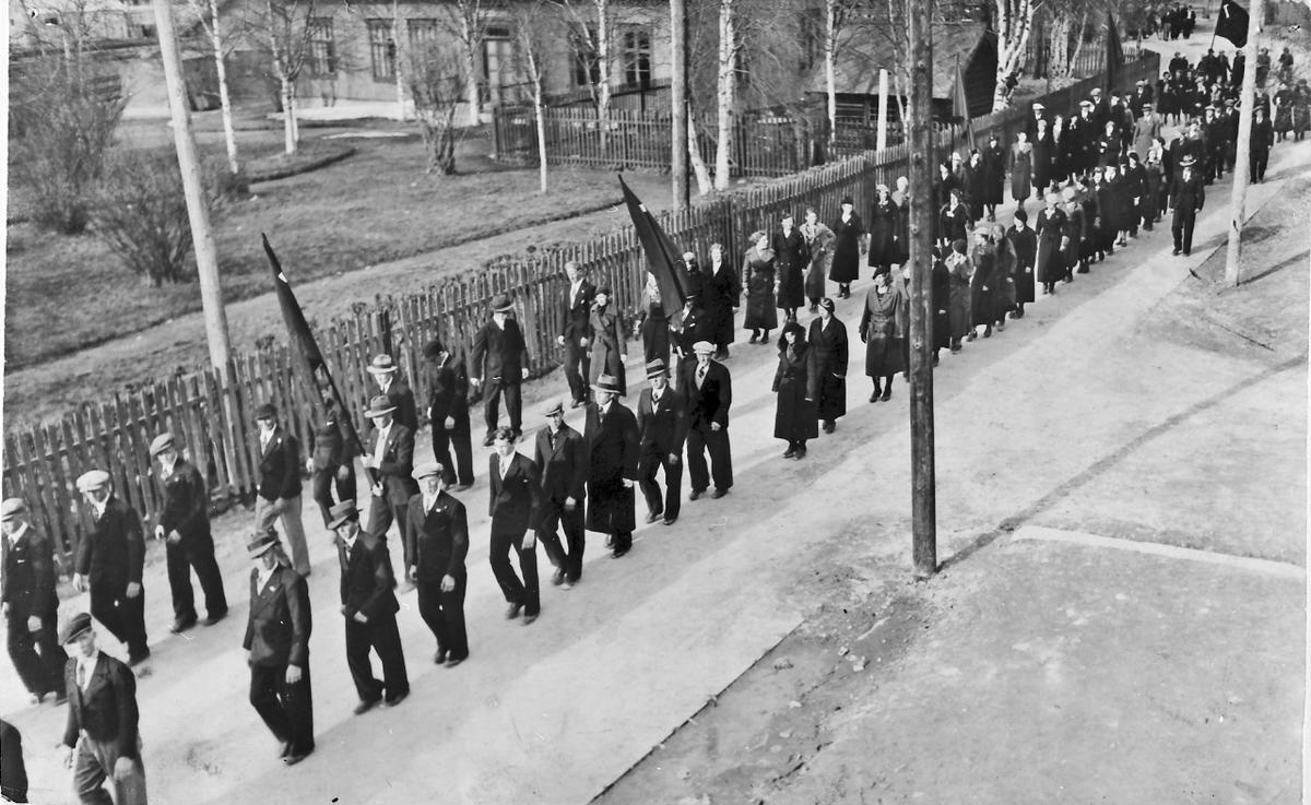 1. maitog Tynset 1936 (Foto/Photo)