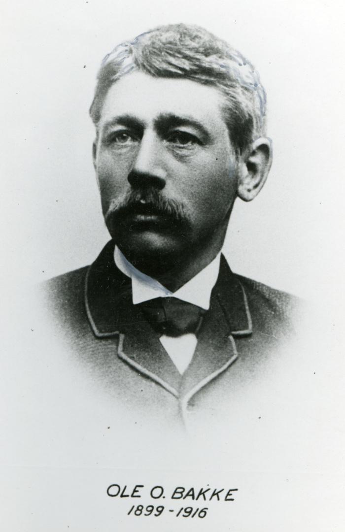 Bakke, Ole Olsen (1865 - 1928)