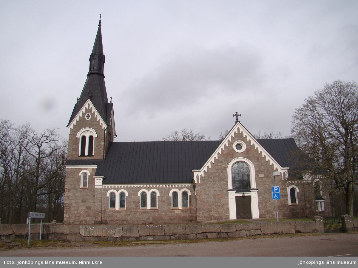 Ortsanalys fr Sankt Sigfrid - Nybro kommun