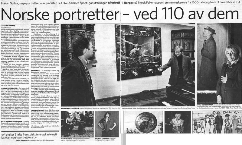 Dagbladet 2004 (Foto/Photo)