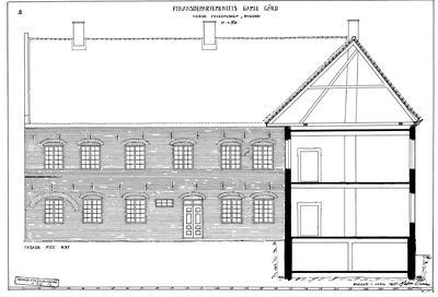 NF.213 Bygård fra Dronningens gate 15