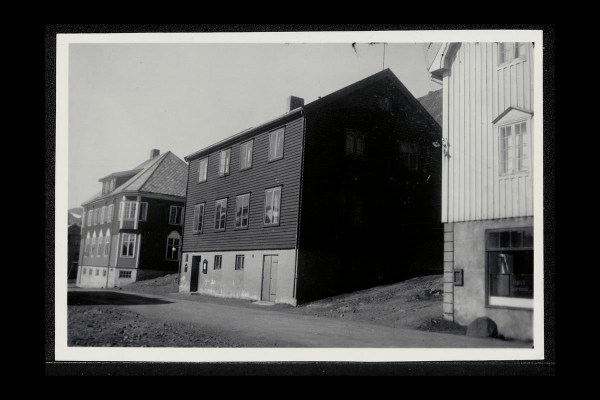 eksteriør, postkontor, 9750 Honningsvåg