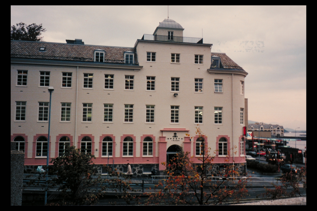 eksteriør, postkontor, 6025 Ålesund