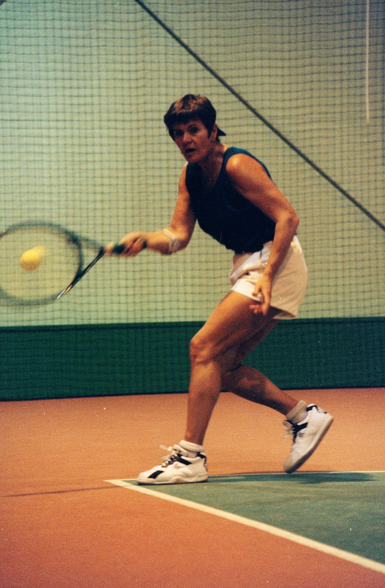 begrepet personale, postidrett, tennisturnering i Sverige, kvinne