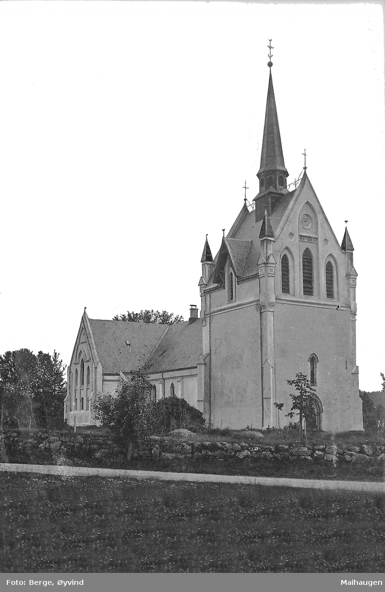 Eidsberg kirke