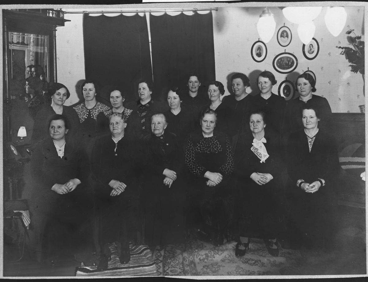 Losje Condordia's kvinneforening, Lillestrøm.