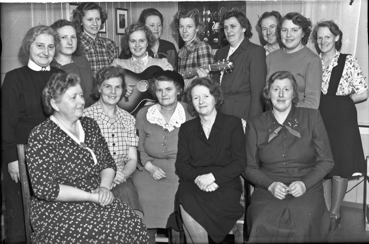 Brykveld på Klippen, ca. 1950.