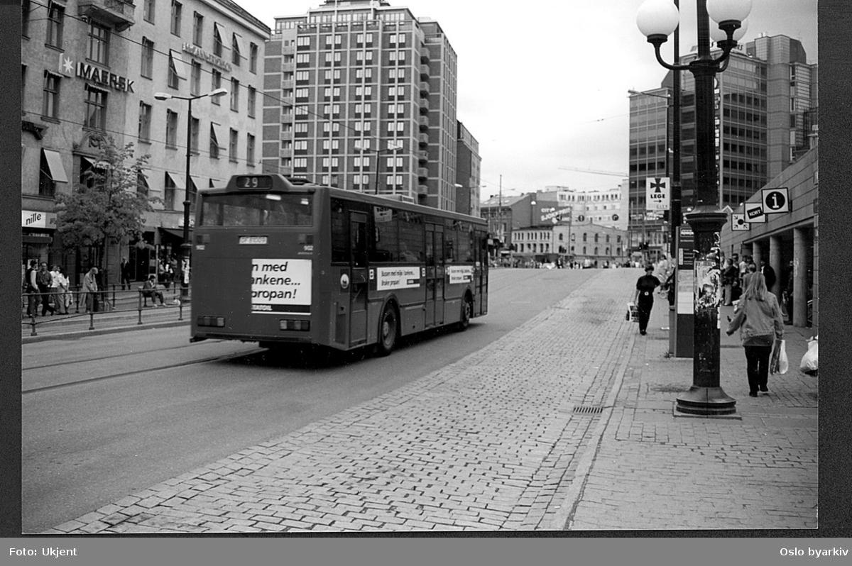 Oslo Sporveiers buss, 902 MAN, gassbusslinje 29